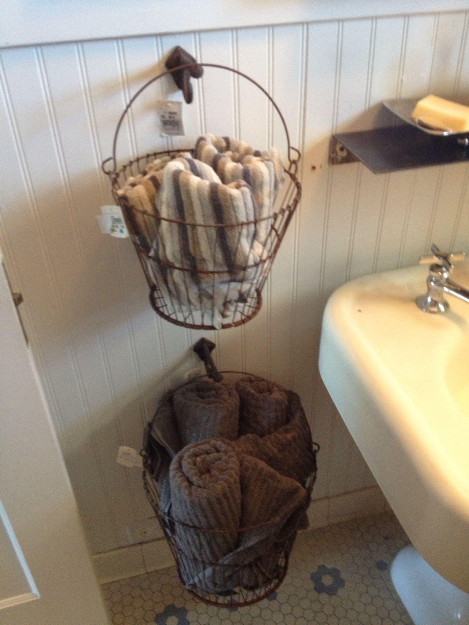 Towel Baskets