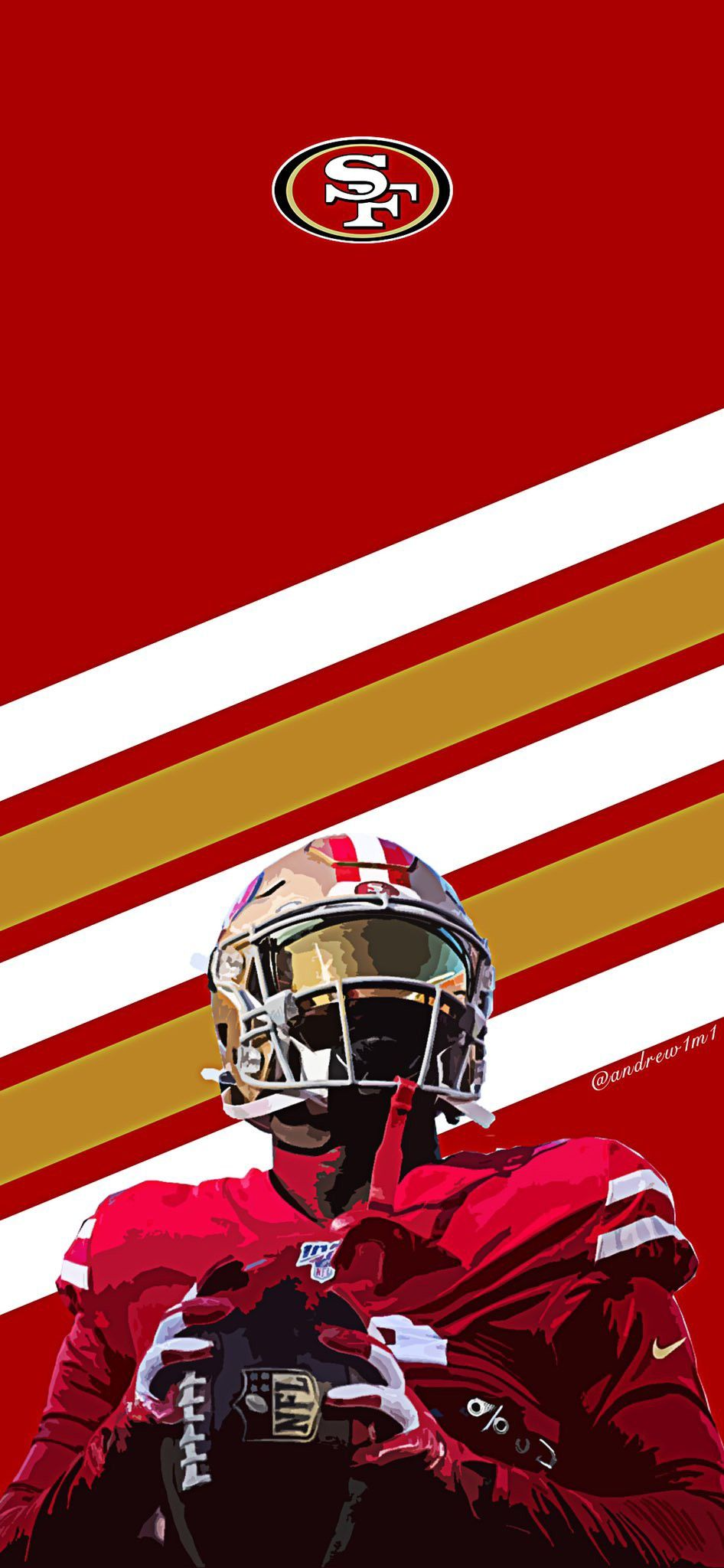 San Francisco 49ers Wallpaper San Francisco 49ers Sf Forty Niners San Francisco Forty Niners