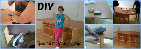 Mesa o Banco de trabajo para costura | sewing | Costura, Bancos de ...
