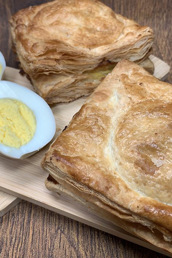 باتي بالدجاج وصفة سهلة وإقتصادية Recipe Food Bread