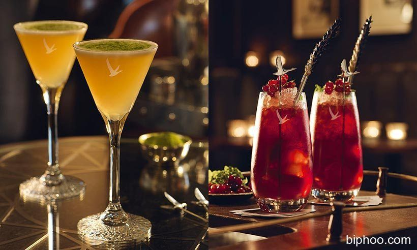 BAFTAs 2017: what the stars will be drinking and how to recreate the cocktails at home
