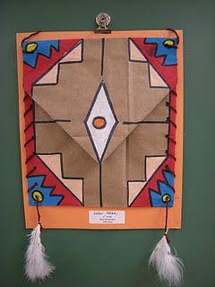 Native American pouches