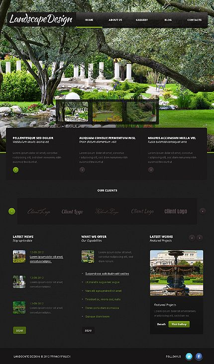 Exterior Design WordPress Themes By Astra