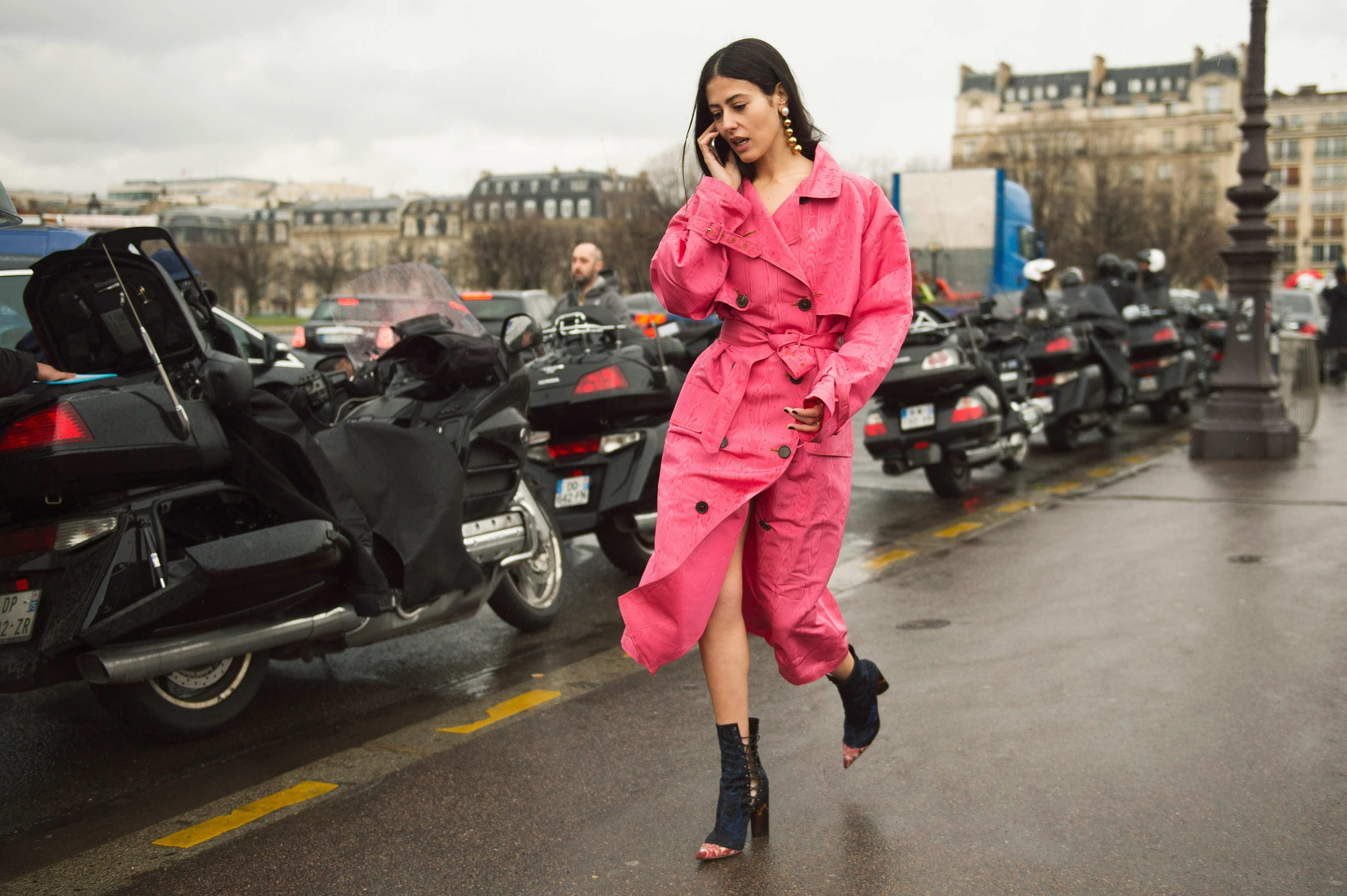 See All the Best Street Style From Paris Couture: Gilda Ambrosio