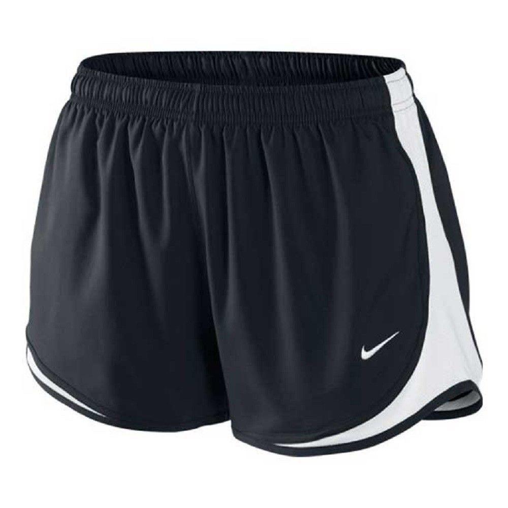 Nike blackwhite original tempo drifit womens 3 running