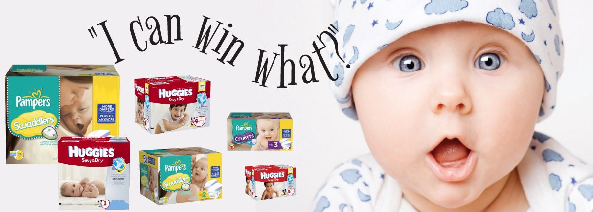 6 months diaper and wipes babyshowersbymail giveaway