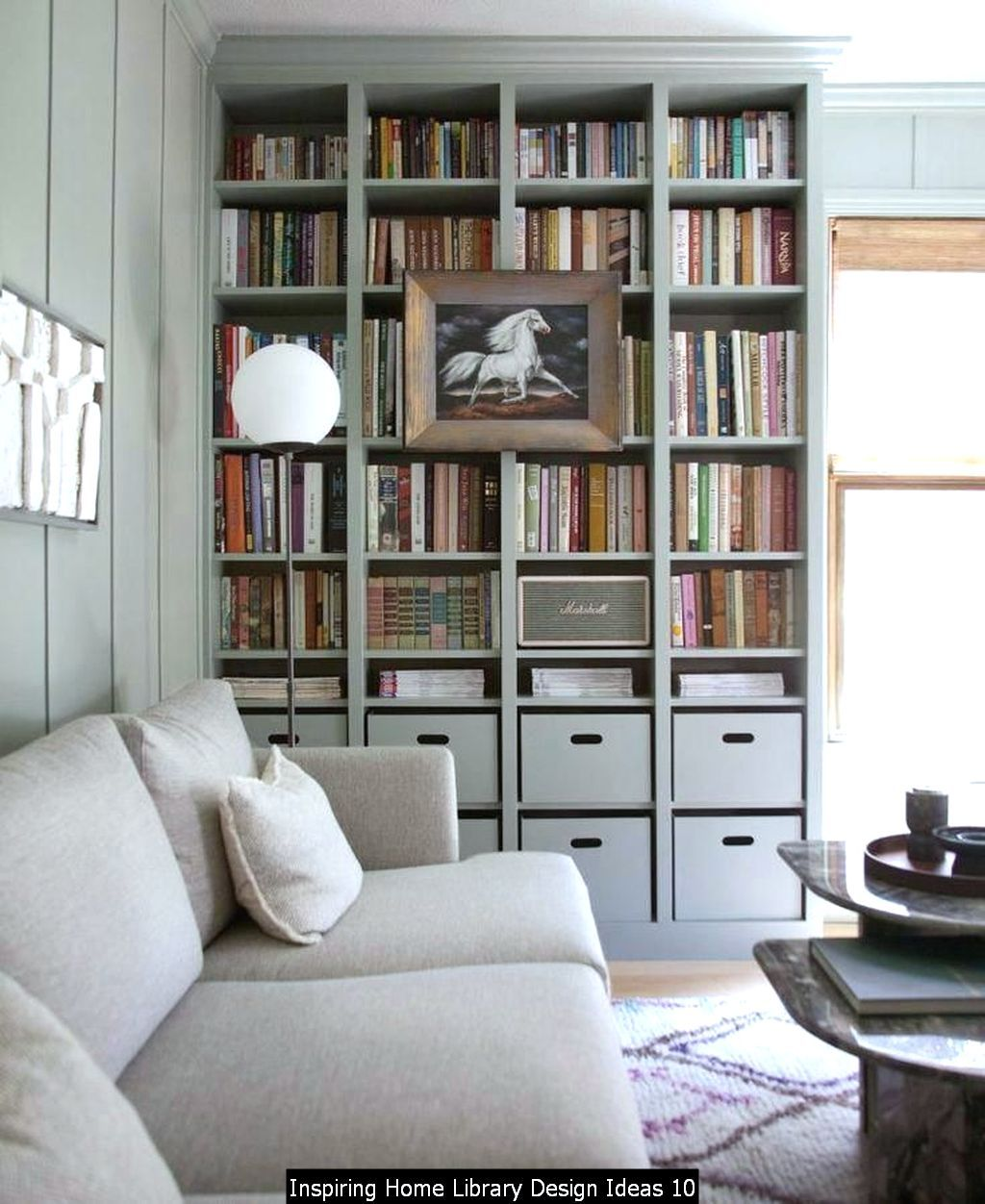 Inspiring Home Library Design Ideas In 2020