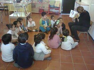 Comunicación preescolar: La importancia de fomentar habitos de lectura en P...