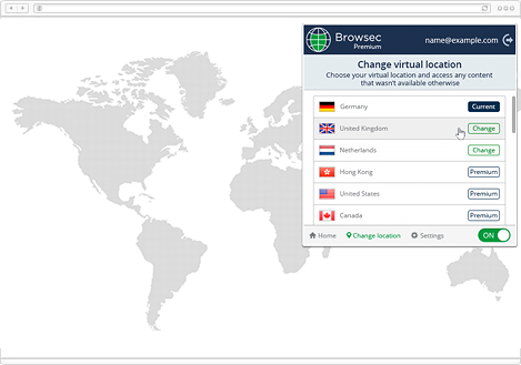 Browsec Vpn Your Personal Privacy And Security Online Allen Family Person Ocean View