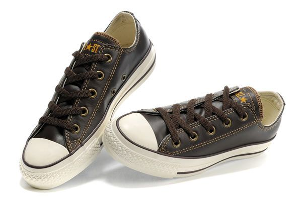 c83f86254674f2 Converse All Star Overseas Edition Brown Ox Low Top Leather Converse All  Star Overseas Edition Brown Ox Low Top Leather  107798  -   Best All Star  Converse ...