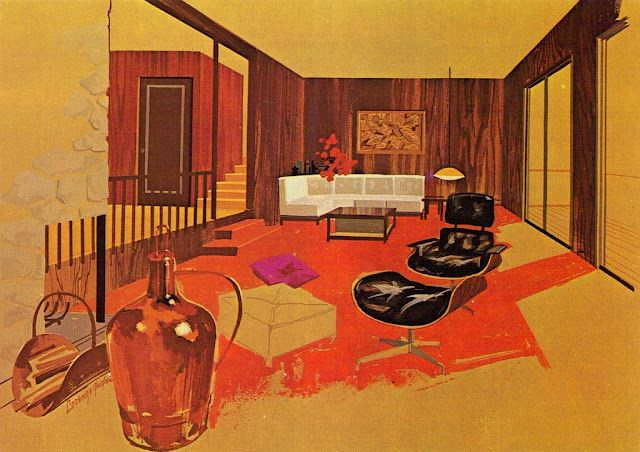 MID-CENTURIA : Art, Design and Decor from the Mid-Century and beyond: Ackerman