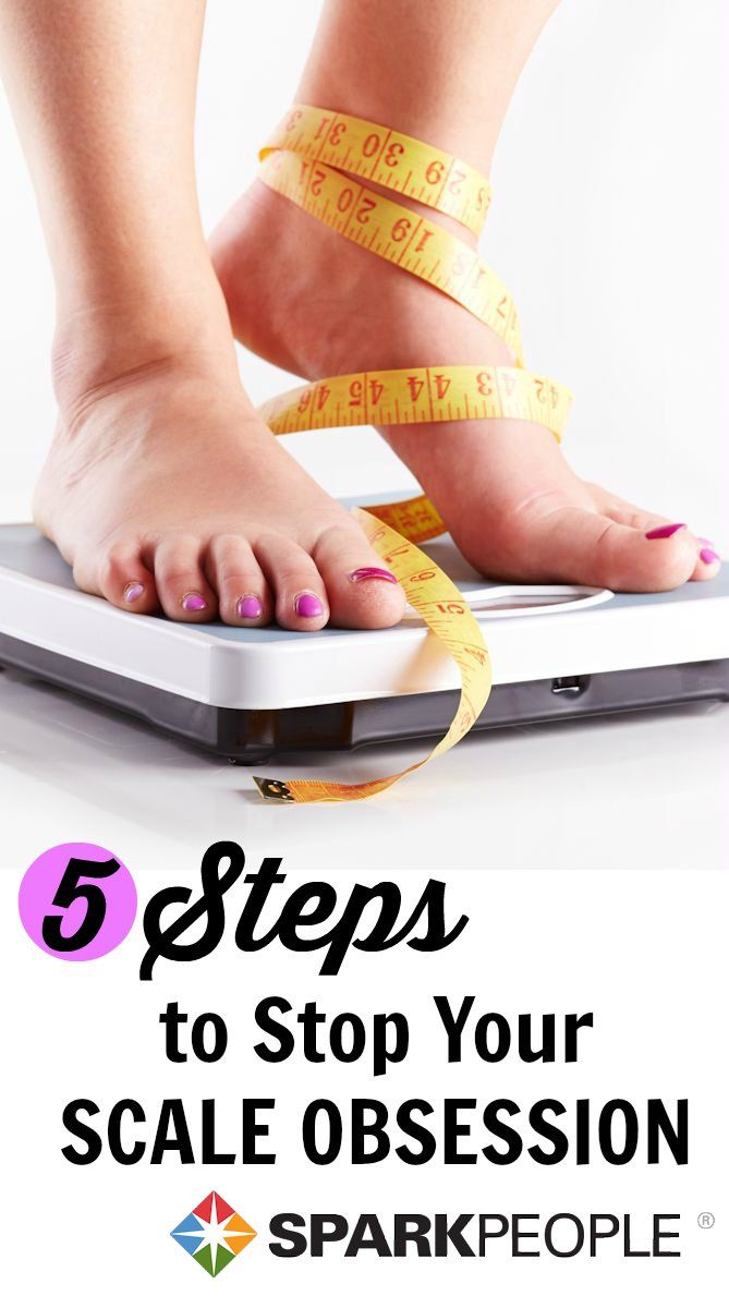 Break Free from the Scale! This is such a great perspective--definitely changed my thinking about weight loss!| via @SparkPeople #diet #health #weightloss #healthyliving