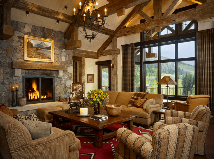 21 Easy Unexpected Living Room Decorating Ideas: 21 Cozy Living Rooms Worth Staying In For