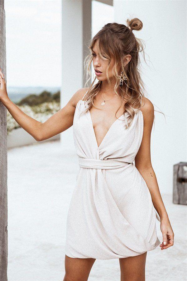 34ce838ea8 Bettina Drape Dress  SABOSKIRT