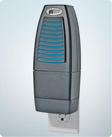 Airlite® Portable Purifier Take it virtually anywhere