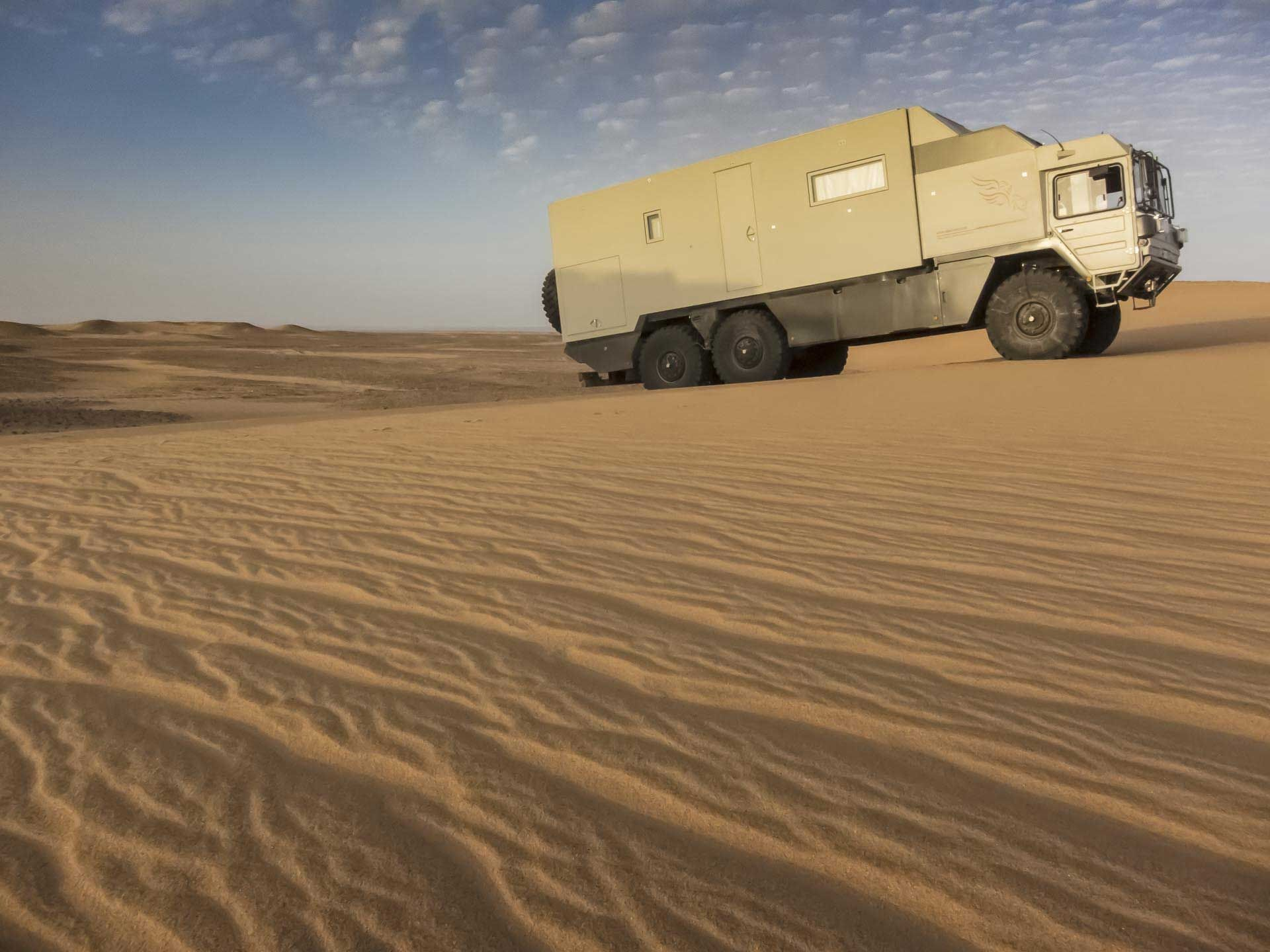 MAN KAT A1 6x6 Expedition Truck by Arno Expedition on 500px