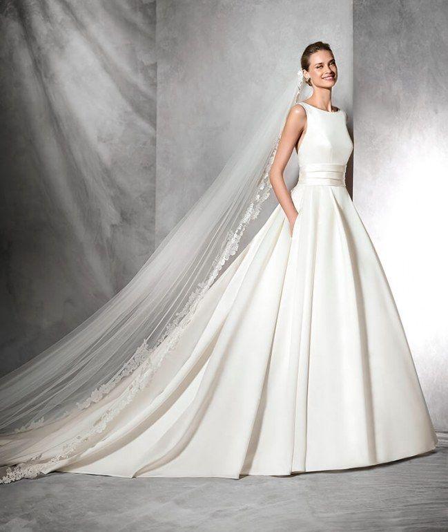 Schön Herstellung Von Hochzeitskleid Ideen - Brautkleider Ideen ...