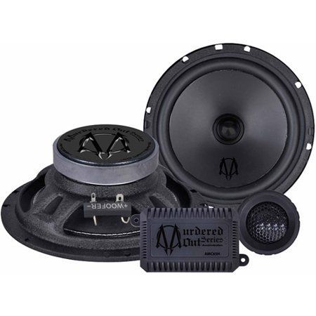 Auto & Tires #componentspeakers Audiobahn 6.5 inch Component Speakers, 300W #componentspeakers