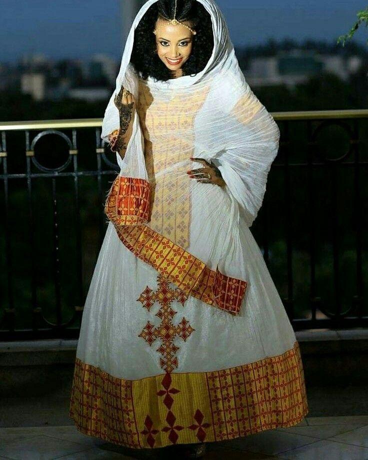 beautifulhabeshaculture ethiopiantraditionalwear