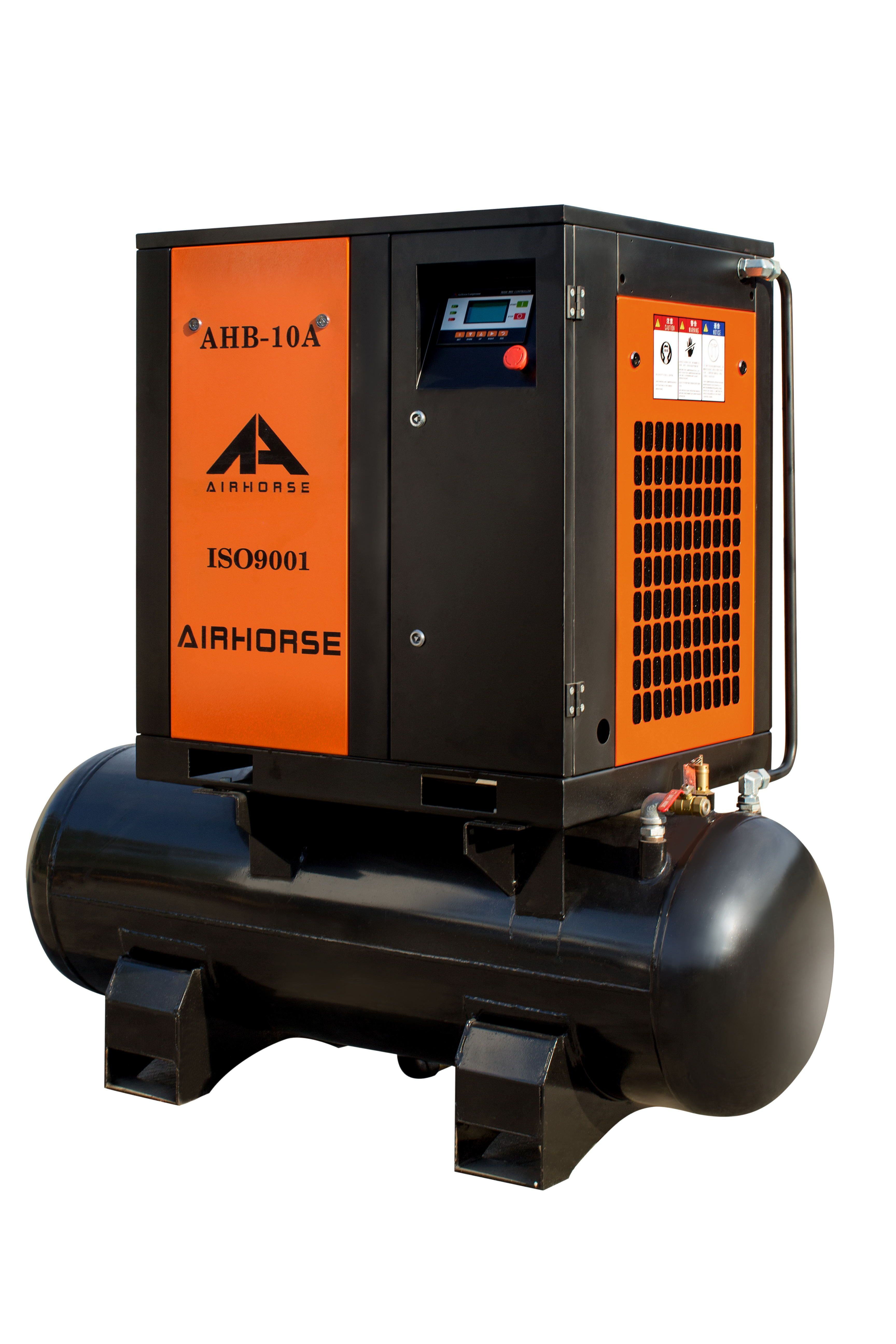 AirHorse Air Compressor with tank