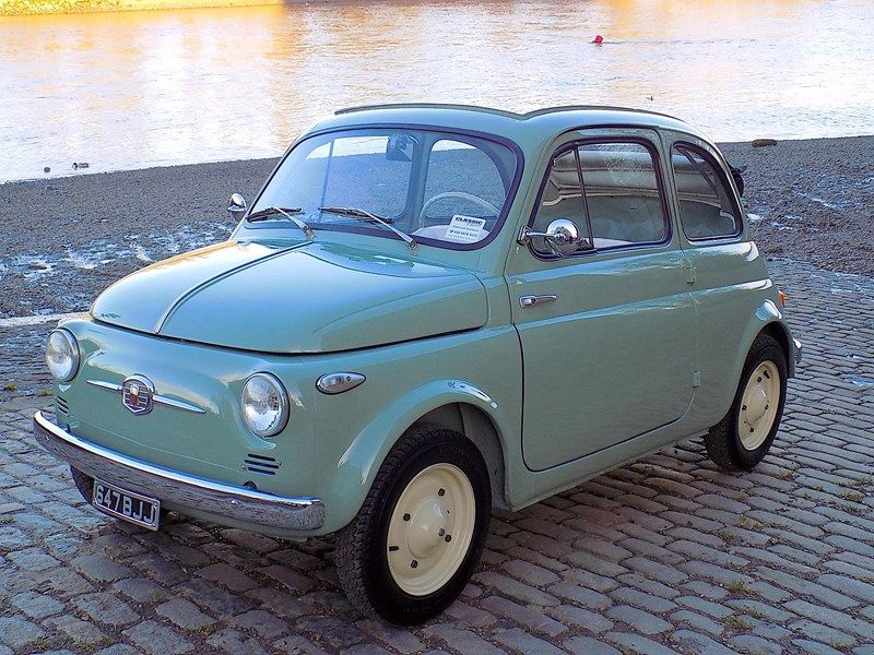 1958 Fiat 500 N for Sale Classic Cars for Sale UK