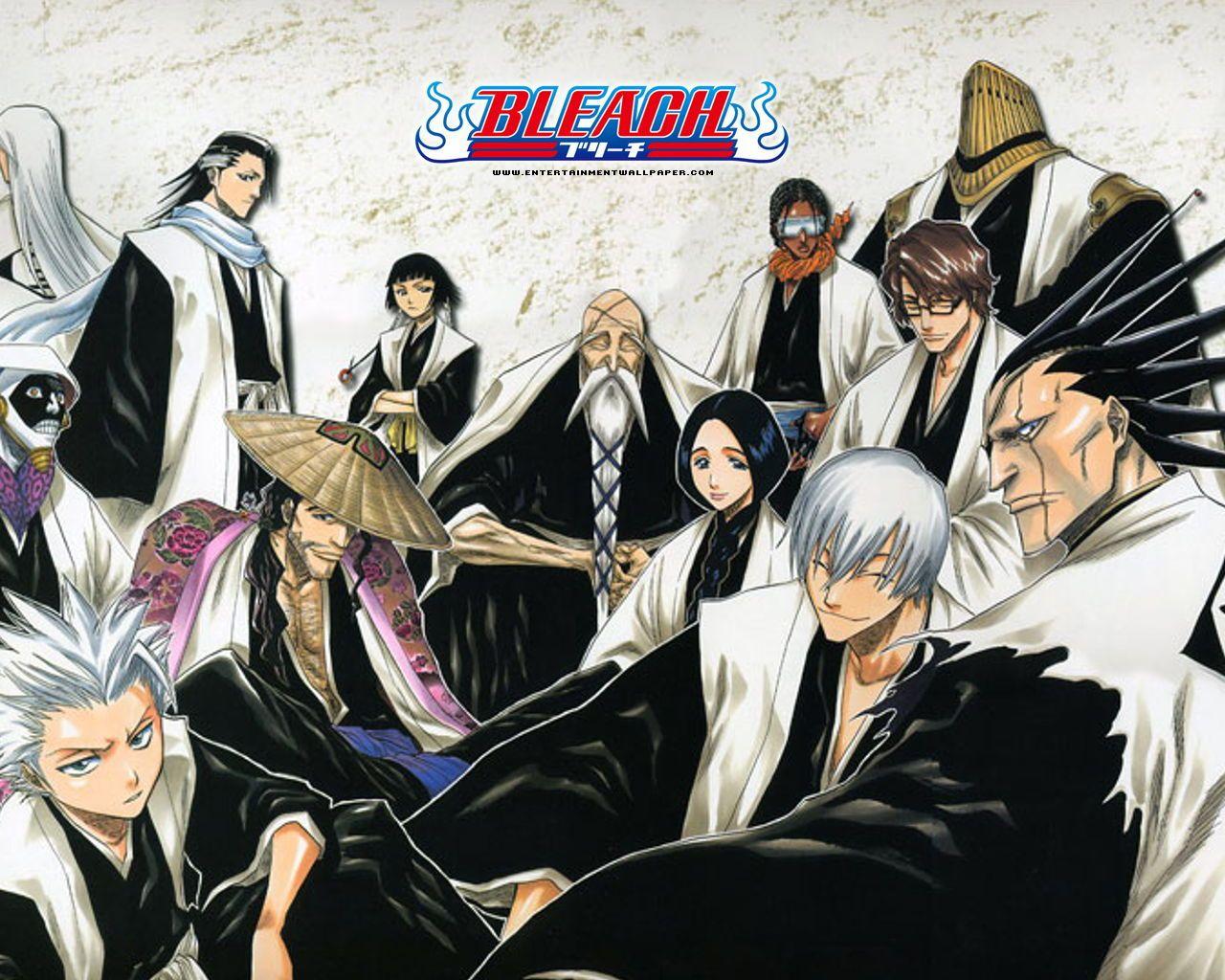 Bleach Wallpaper Bleach anime
