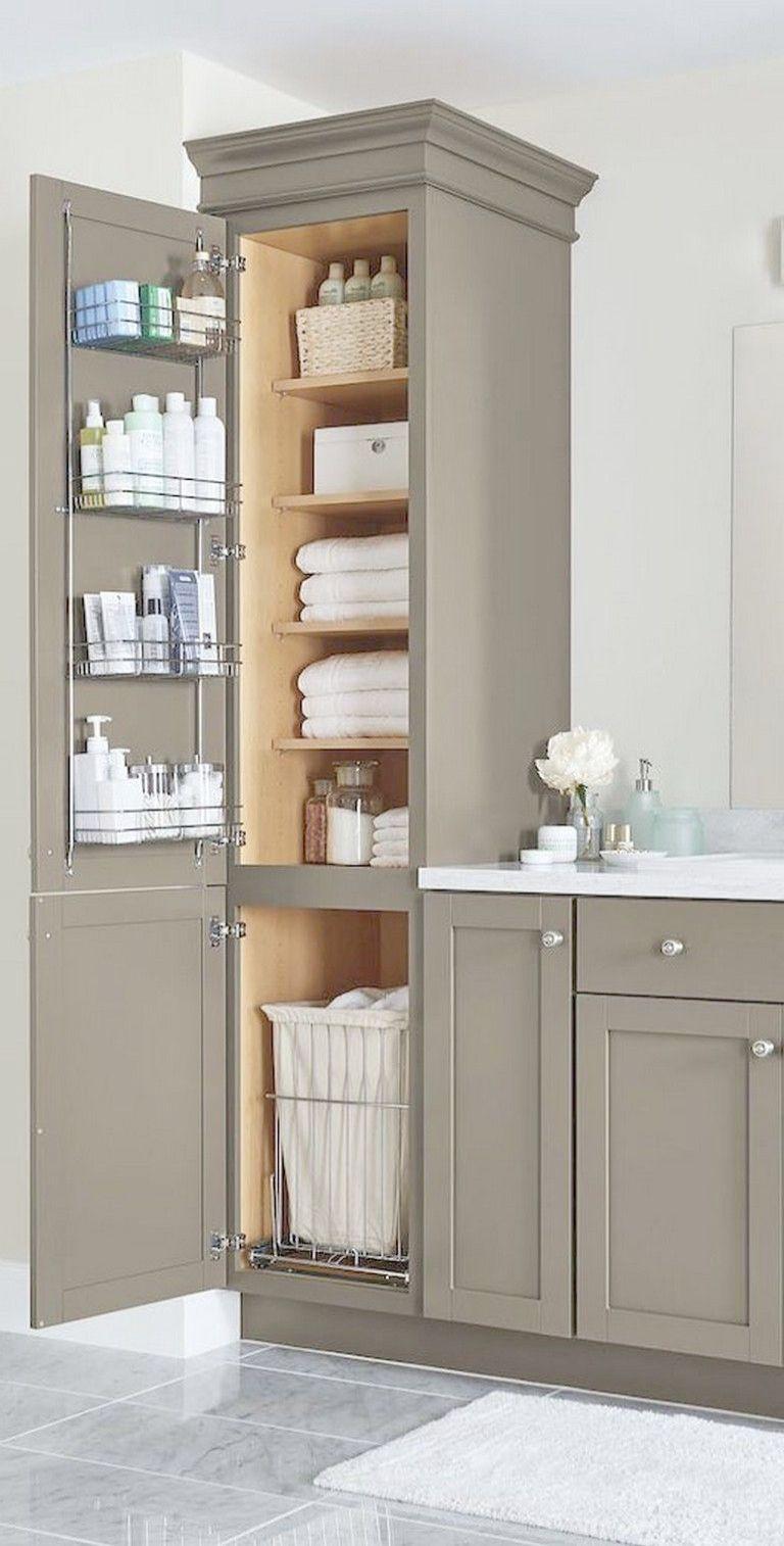 Mdesign Free Standing Toilet Paper Roll Holder For Bathroom