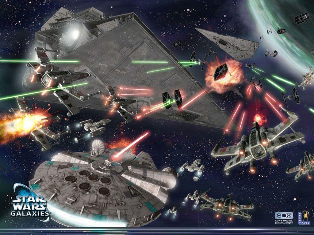Star Wars Wallpaper Space Battle Star Wars Wallpaper Star Wars Decor Star Wars Artwork