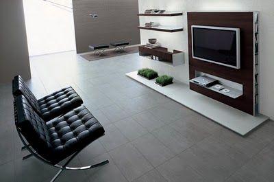 modernos muebles italianos de pared y unidades de televisin decorando mejor
