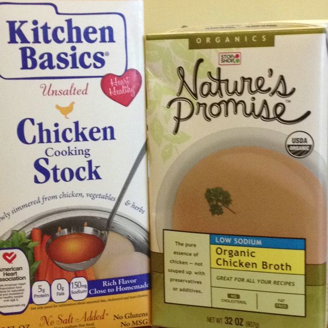 Low sodium chicken broth evolution approved foods pinterest low sodium chicken broth forumfinder Gallery