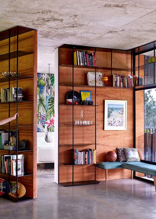 Genial Top 10 Beautiful Bookshelves U2014 The Design Files | Australiau0027s Most Popular Design  Blog.