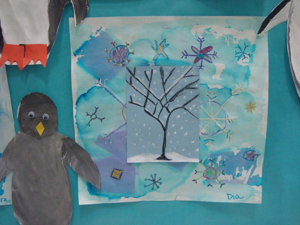 Winter Tree!