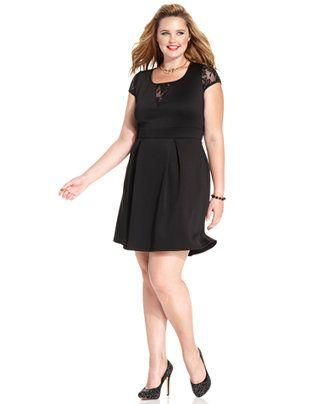 Love Squared Plus Size Cap-Sleeve Illusion A-Line Dress - Junior Plus Sizes - Plus Sizes - Macy's#fn=DEPARTMENT_TYPE%3DDresses%26sp%3D1%26spc%3D135%26ruleId%3D%26slotId%3D5#fn=DEPARTMENT_TYPE%3DDresses%26sp%3D1%26spc%3D135%26ruleId%3D%26slotId%3D5