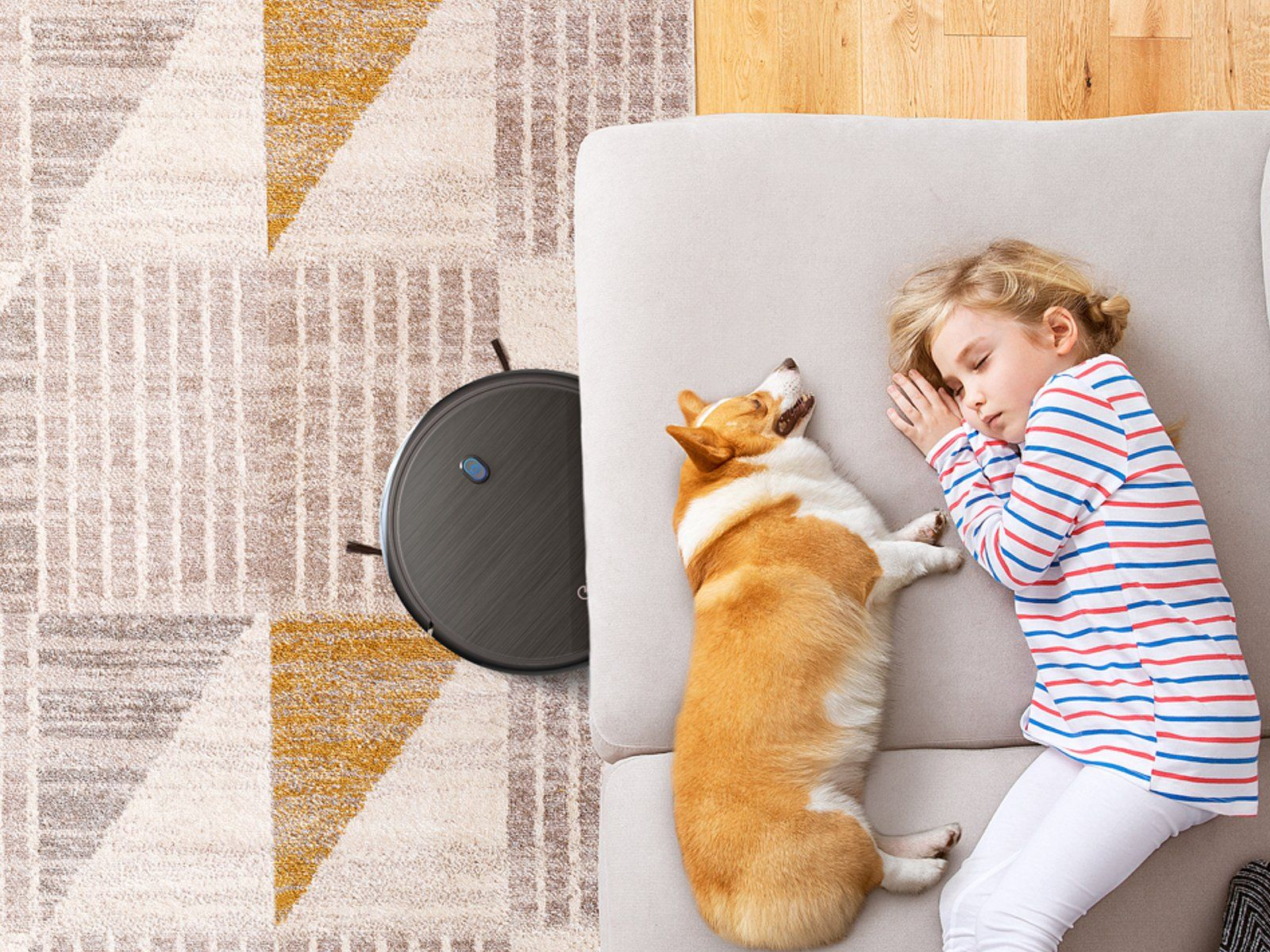 This popular robot vacuum is on sale at Amazon for 180