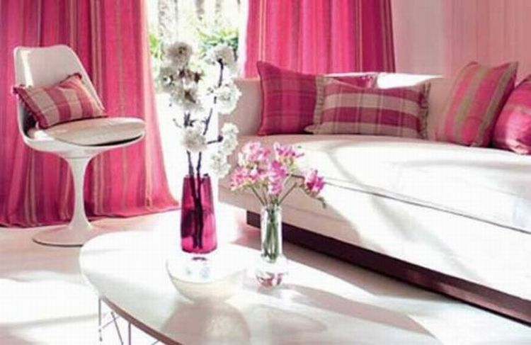 Simple Valentine S Day Decorating Ideas For Living Room In Pink ...