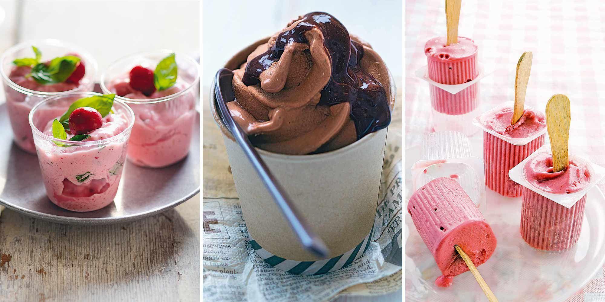 Frozen Yogurt : 6 idées de recettes rafraîchissantes