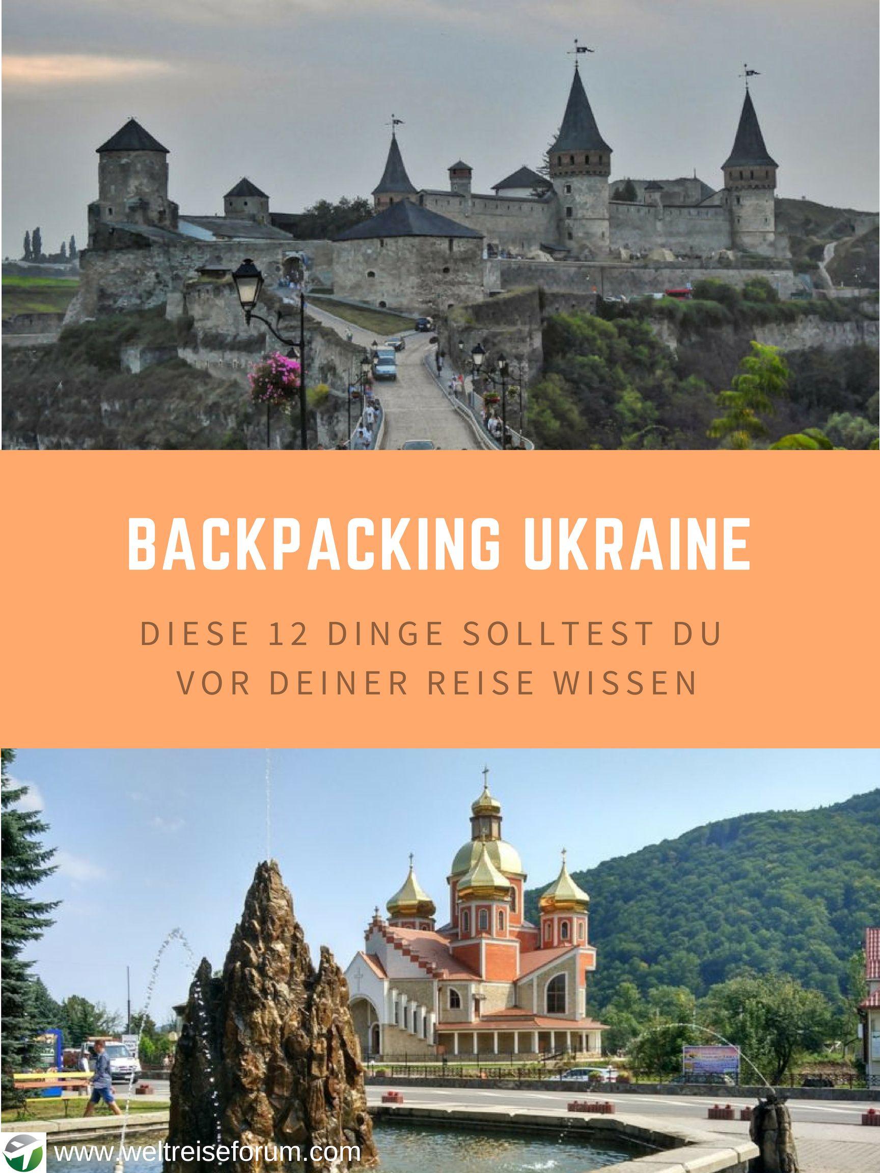 Backpacking In Der Ukraine Die Besten Tipps Fur Eine Rucksackreise Nach Lwiw Kiew Czernowitz Ukraine Reisen Backpacking