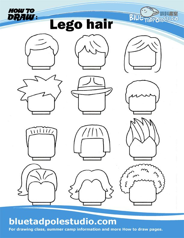 how to draw a self portrait for kids pdf