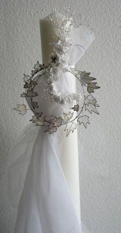 Casamento grego vela com tule