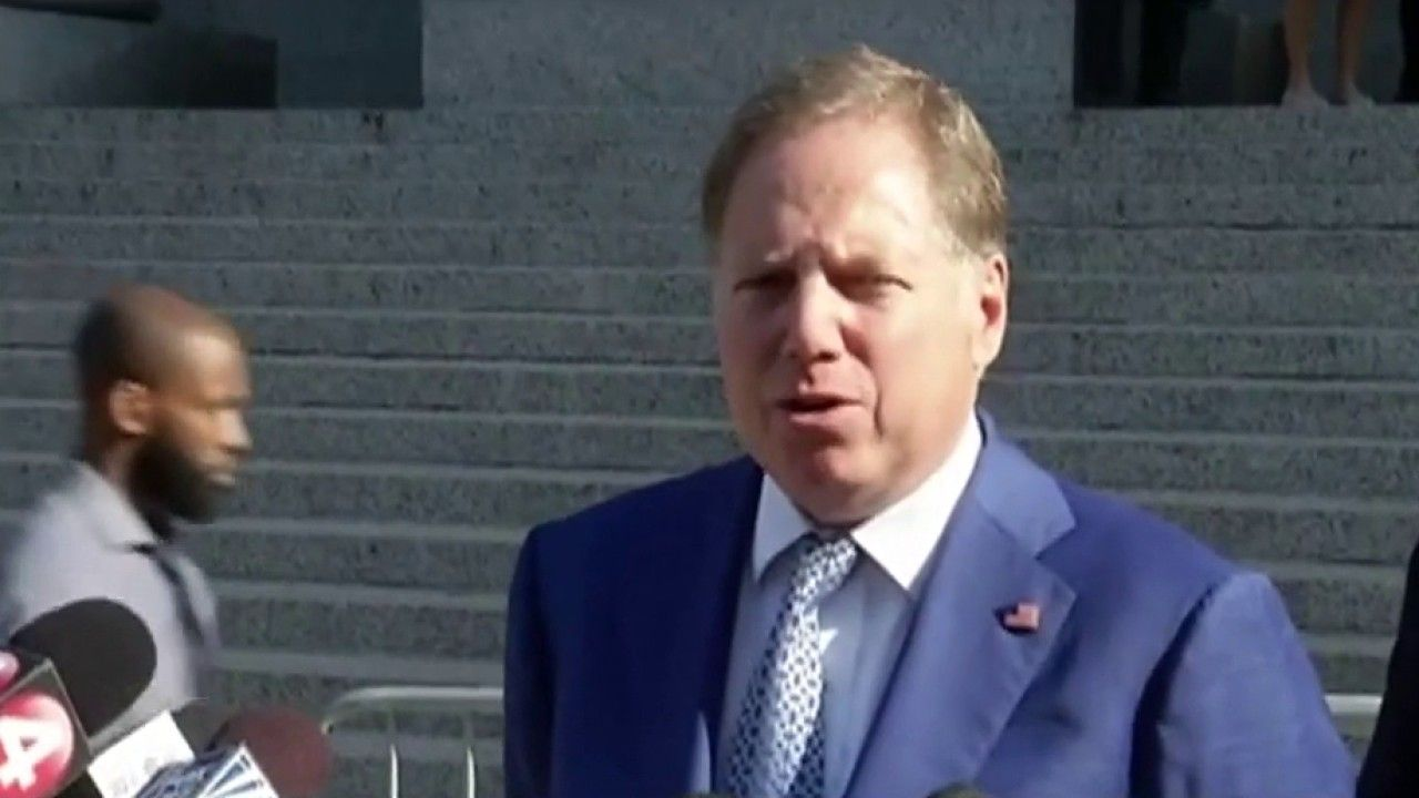 Former U S Attorney For The Southern District Of New York Geoffrey Berman Is Testifying Behind Closed Doors On Ca In 2020 Fox News Contributors Prosecutor Us Attorney