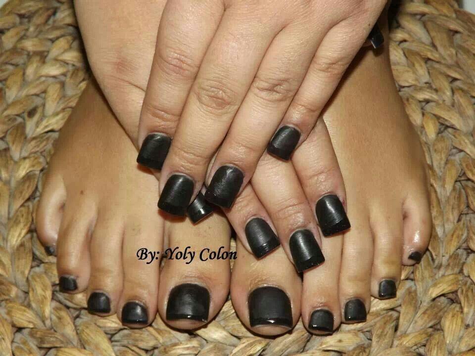 Pin By Yolanda Colon On Dynamic Nails 135 Broadway St Chicopee Ma 413 331 2800 Nails Black Acrylic Nails Nail Art