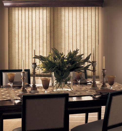 best 25 brown vertical blinds ideas on pinterest. Black Bedroom Furniture Sets. Home Design Ideas