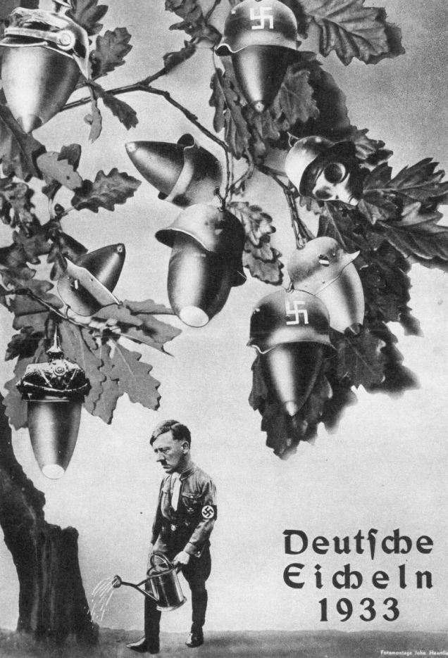 Classic Anti-Fascist Photomontages from the 1930s and 40s