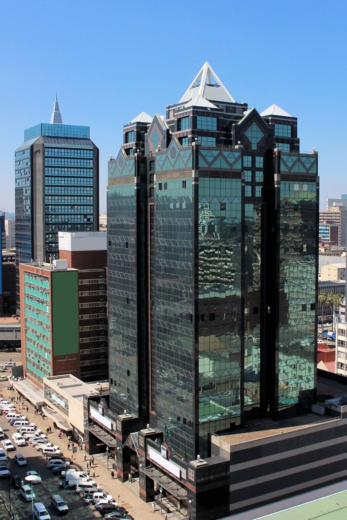 Modern architecture in Zimbabwe traveldestinations