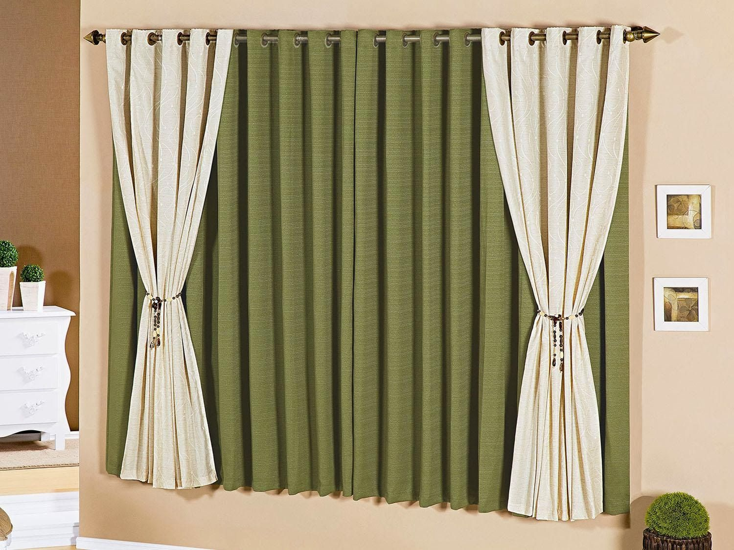 Resultado De Imagen Para Cortinas De Moda Para Sala Living Room Decor Curtains Curtain Designs Curtains