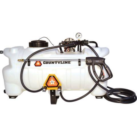 Countyline Deluxe 25 Gallon Atv Boomless Sprayer Tractor Supply Co