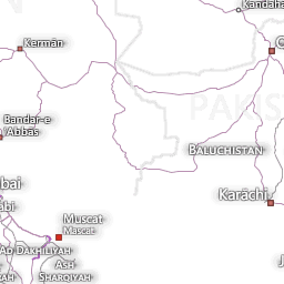 Karachi, Pakistan Enhanced Weather Satellite Map - AccuWeather com