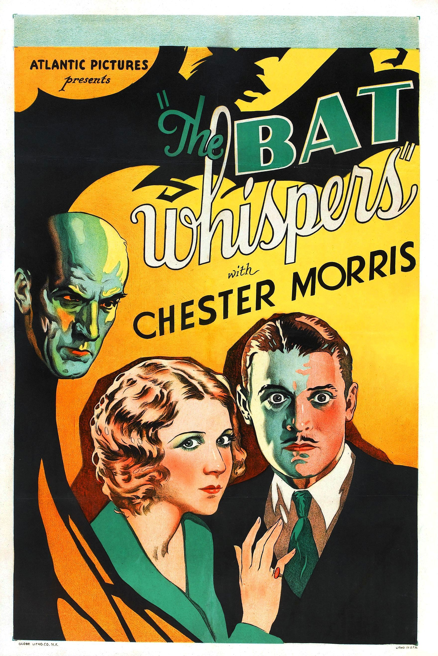 Watch The Bat Whispers Full-Movie Streaming