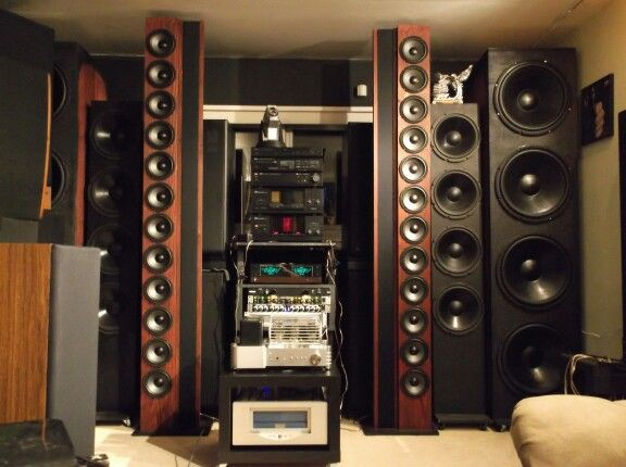 Diy line arrays   Audio, Speaker design
