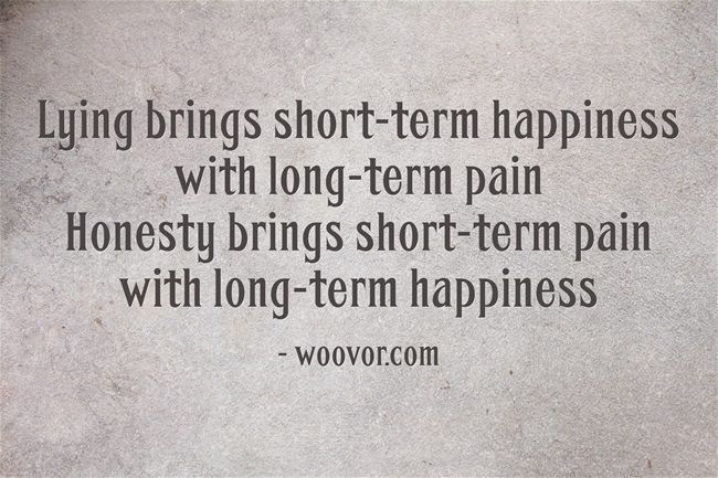 Quote About Honesty Woovor Woovor My Style Quotes Honesty